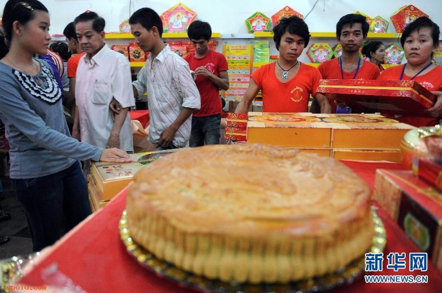 看看亚洲其他国家的 中秋节 习俗